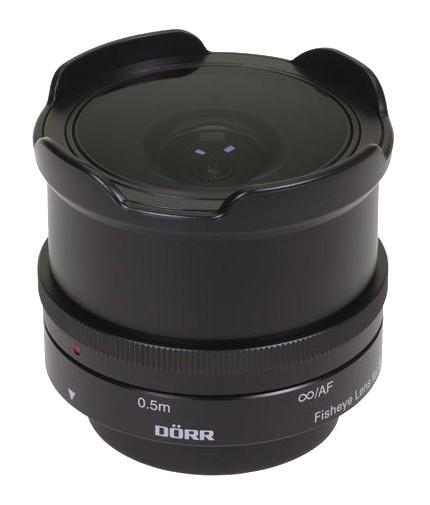 Dörr Fisheye 12mm für Fuji X