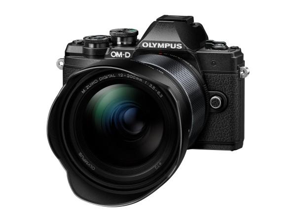 Olympus E-M10 III+12-200 black