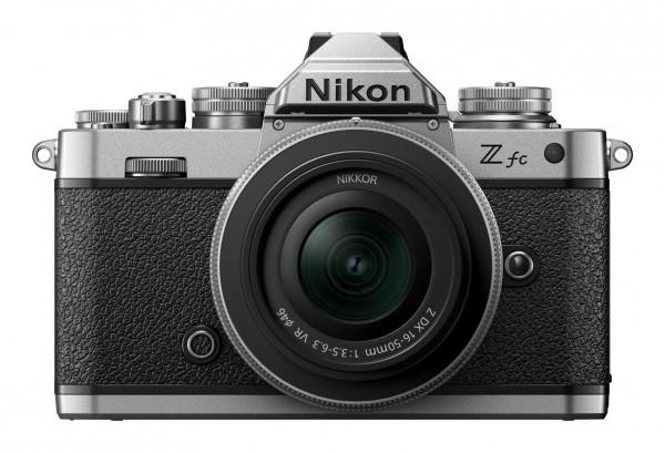 Nikon Z fc KIT Z DX 16-50mm SE - Jetzt vorbestellen!