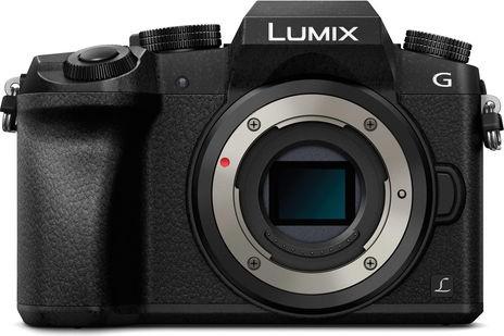 Panasonic LUMIX G70 Body schwarz