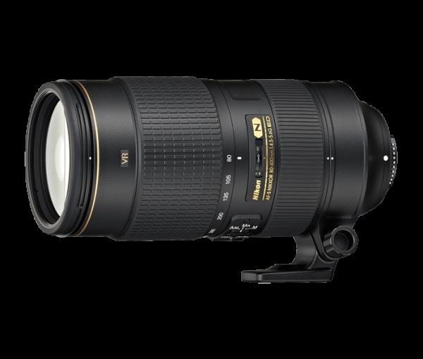 Nikon AF-S 80-400 G ED VR