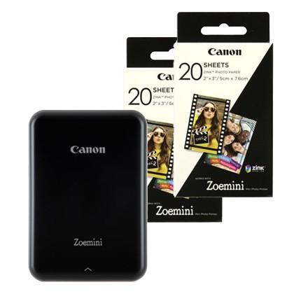 Canon Zoemini Schwarz + 40 Bilder