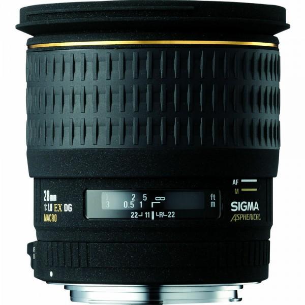 Sigma 28mm F1,8 EX Pentax