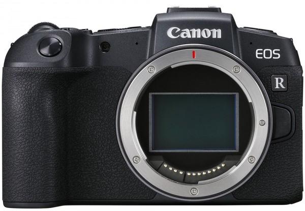 Canon EOS RP Body + Adapter EF-EOS R - jetzt 150,- sparen!