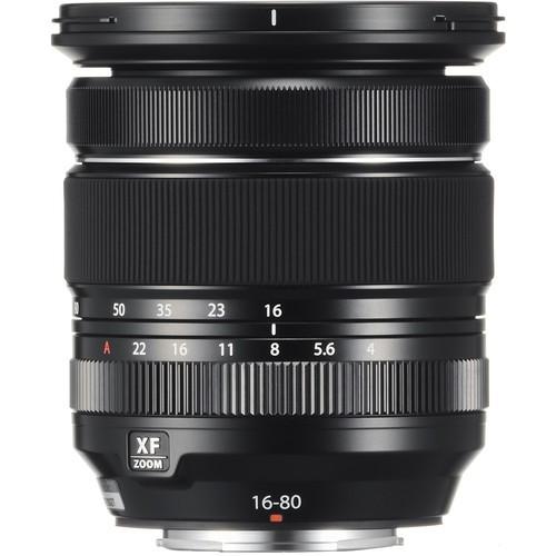 Fujifilm XF16-80mm F4 R OIS WR