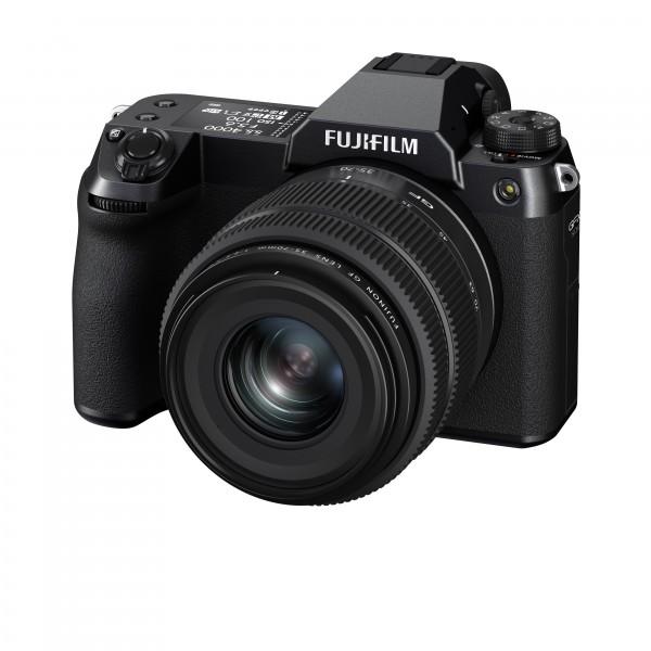 FUJIFILM GFX50S II + GF35-70mm F4.5-5.6 WR