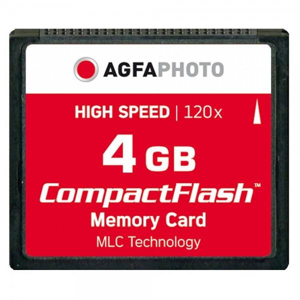 Agfa CF 4GB 120x