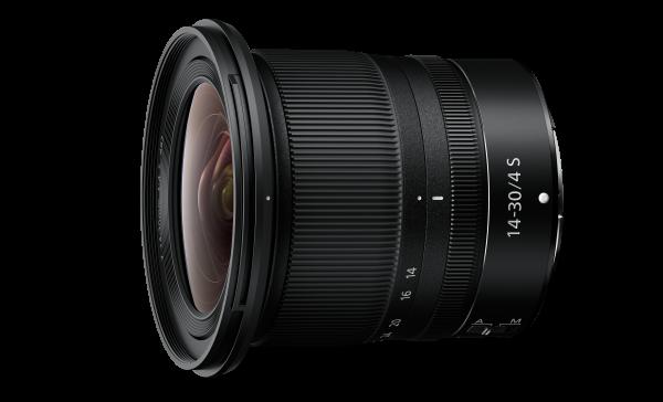 Nikon Z 14-30mm F/4 S - Jetzt 200,- sparen!