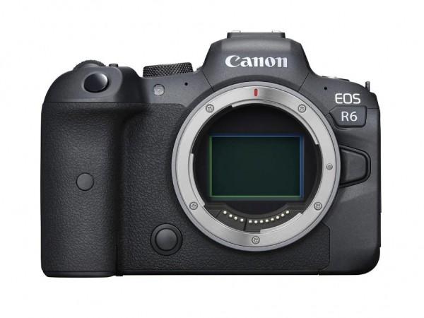 Canon EOS R6 Gehäuse - Jetzt 250,- sparen!