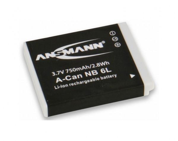 Ansmann Akku Canon NB-6L
