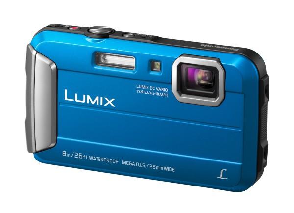 Panasonic Lumix FT30 blau