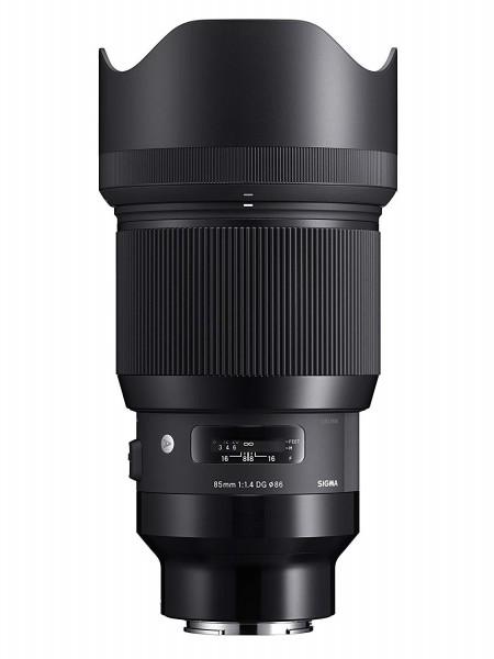 Sigma 85mm F1,4 DG Art Sony E