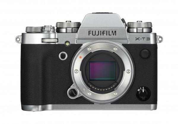 Fujifilm X-T3 Body silber - Jetzt Sofortrabatt sichern!