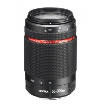 Pentax 55-300 HD WR