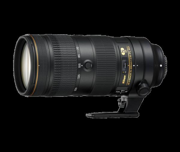 Nikon AF-S 70-200mm F/2.8 FL ED VR