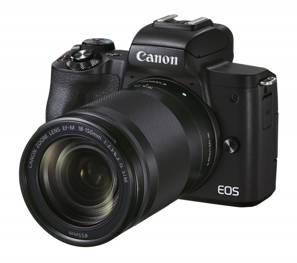 Canon EOS M50 Mark II + EF-M 18-150mm IS STM