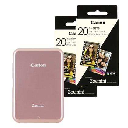 Canon Zoemini Rose + 40 Bilder