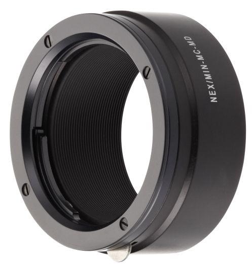 Novoflex Adapter Minolta MD Objektive an Sony E Adapter