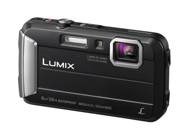 Panasonic Lumix FT30 schwarz