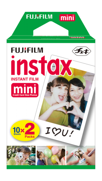 INSTAX MINI  FILM DOPA