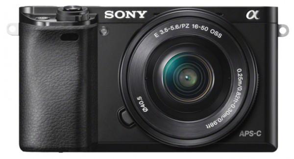 Sony A6000+16-50 schwarz