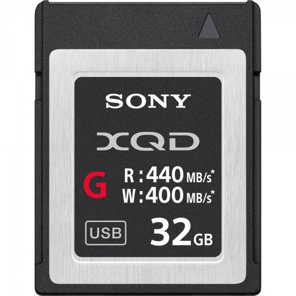 Sony XQD 32GB G High