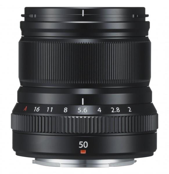 Fujifilm XF50 F2 R WR schwarz