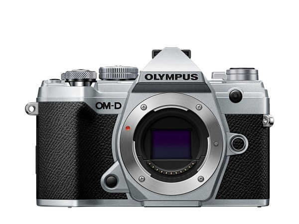 Olympus E-M5 III Body silber