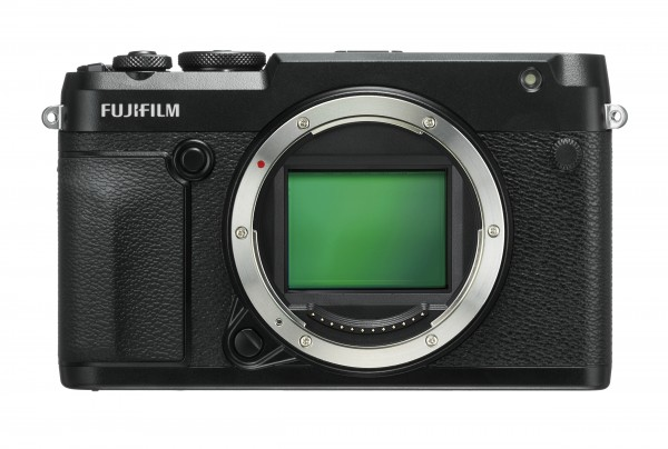 Fuji GFX 50R
