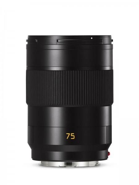 Leica 75/2 APO_SUMMICRON-SL ASPH schwarz