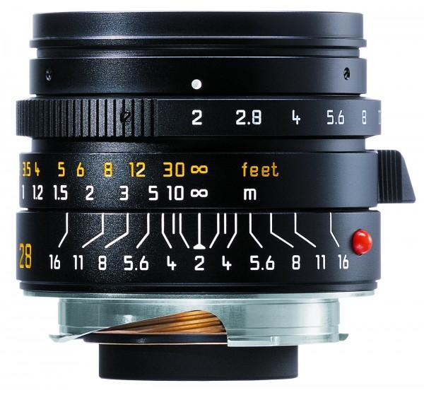 Leica 28mm/2.0 Summicron-M