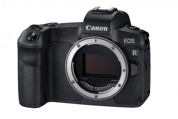 Canon EOS R Body + Adapter EF-RF