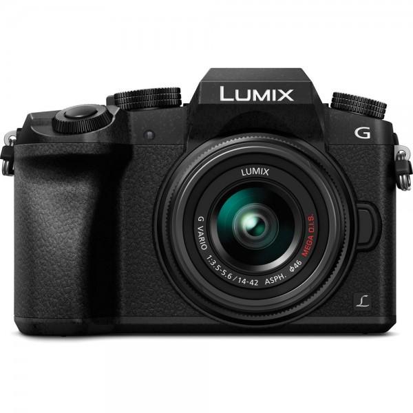 Lumix G70+14-42