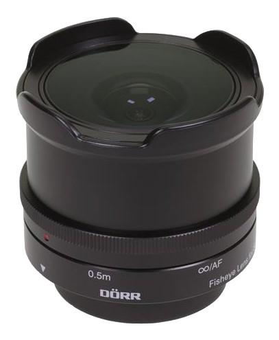 Dörr Fisheye 12mm für Sony Nex