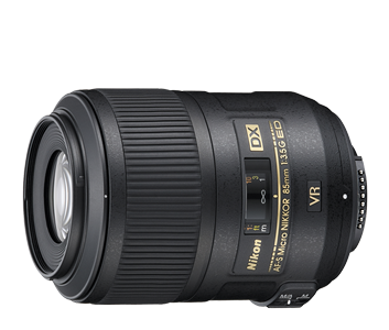 Nikon AF-S 85mm F/3.5 G Micro