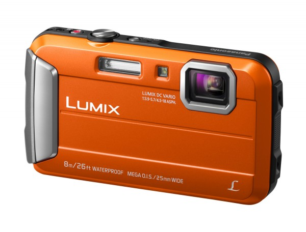 Panasonic LUMIX FT30 orange