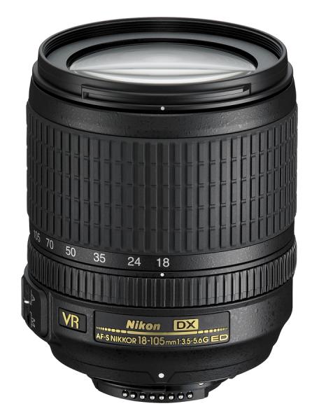 18-105/3,5-5,6 G AFS DX VR ED
