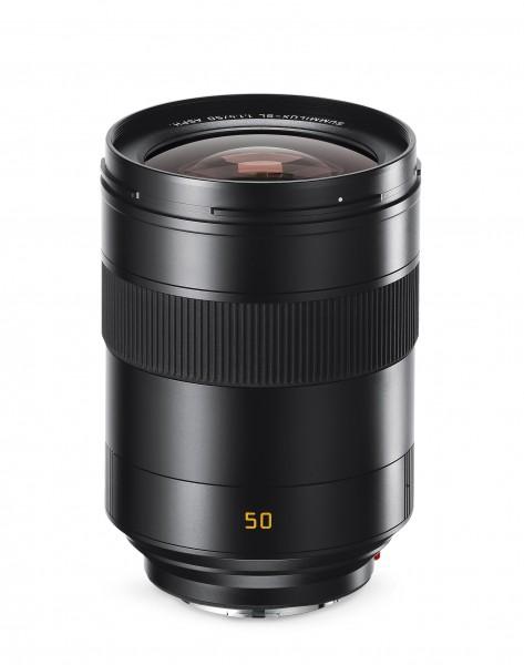 Leica 50mm/1.4 Summilux-SL schwarz