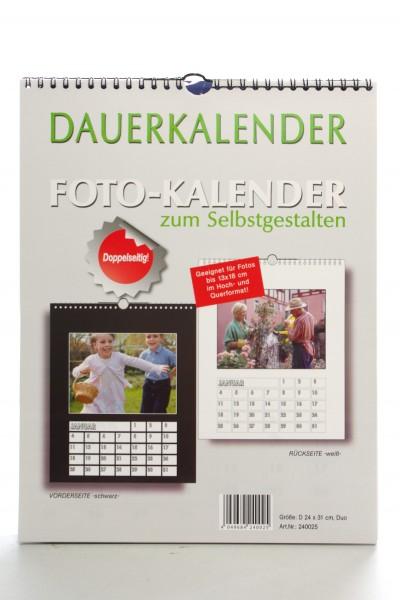 Bastel-Kalender Dauer A4