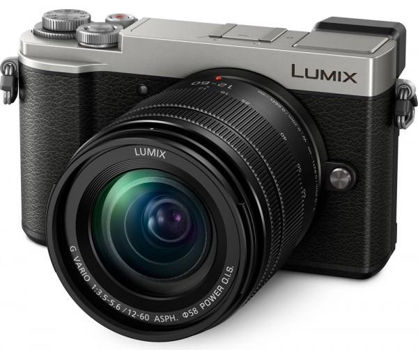 Panasonic LUMIX GX9 silber + 12-60mm
