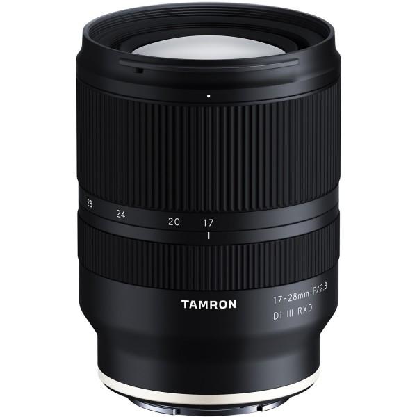 Tamron 17-28/2,8 Di III RXD Sony E-Mount