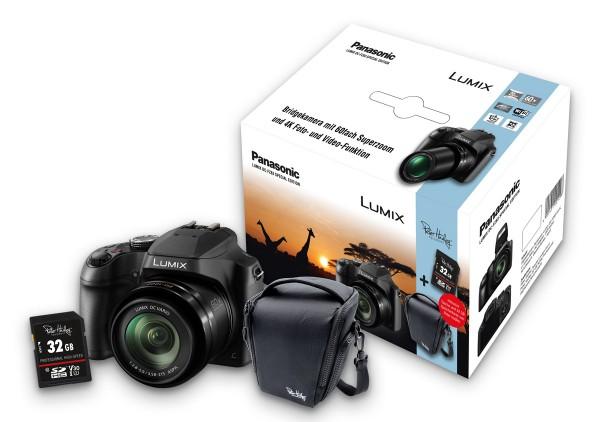 LUMIX FZ83+32GB+Tasche