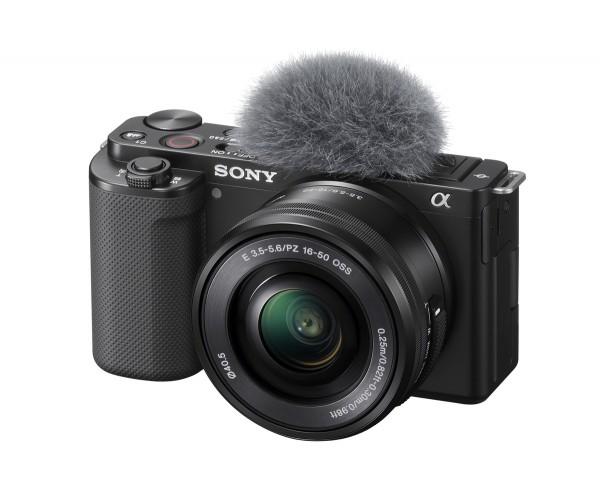 Sony Alpha ZV-E10+16-50