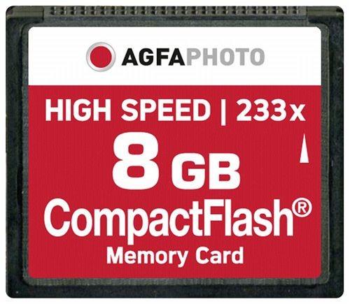 Agfa CF 8GB 233x
