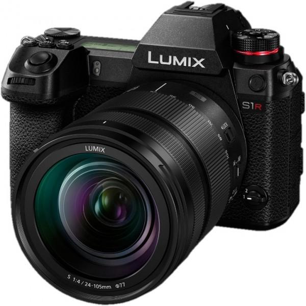 Panasonic LUMIX S1R + 24-105mm - Jetzt 500,- sparen!
