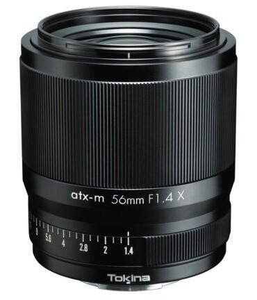 Tokina AT-X 56/1,4 für Fuji