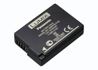 Panasonic DMW-BLD10E AKKU