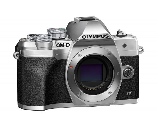 Olympus E-M10 IV silber Body
