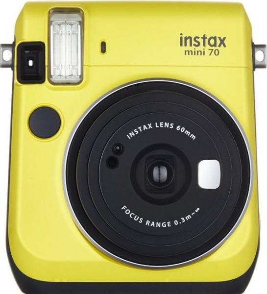 Instax Mini 70 gelb