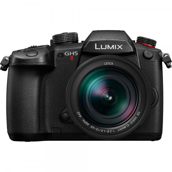 Panasonic Lumix GH5 II + Leica 12-60 DC